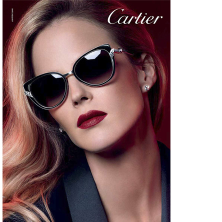 Advertising / Cartier : Richard Bush